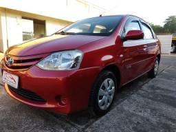 Toyota Etios XS 1.5 Flex 2013 Completo!