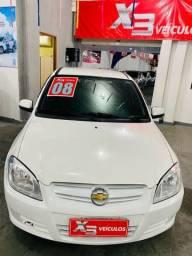 GM Celta 2008 4 portas AR Gelando !! 48x 385,