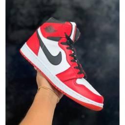 Título do anúncio: Bota Nike Air Jordan - 34 ao 39