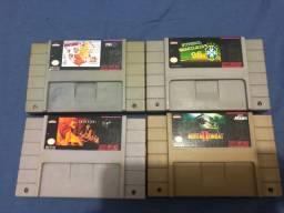 Jogos de super Nintendo Snes