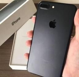 IPhone 7 plus 32gb (preto fosco)