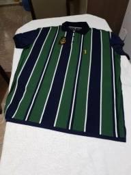 Camisa polo da Aleatory P, M, G e GG