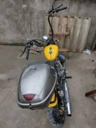 Título do anúncio: Mini moto
