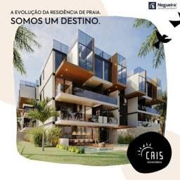 Título do anúncio: JCS- Rooftop Cais eco residence/ Muro Alto