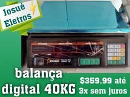 Balança digital 40kg PROMOÇÃO entrega a domicílio jp e região