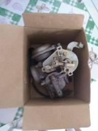 Carburador Burgman 125 aceito cartão