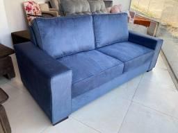 Sofa retratil e reclinável Tok Shik Estofados