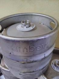 Título do anúncio: Barril de chopp 30 litros vazio