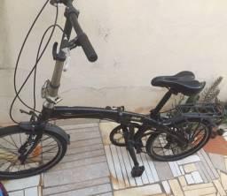 Bicicleta Dobrável Caloi