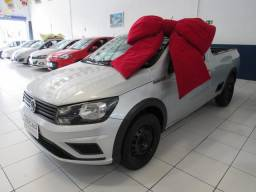 Título do anúncio: Volkswagen SAVEIRO 1.6 CS ROBUST 8V FLEX 2P MANUAL