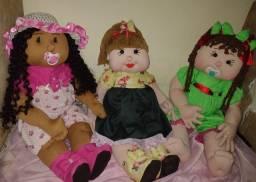 Título do anúncio: Bonecas artesanais