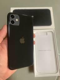 iPhone 11 256GB Preto / ÓTIMO ESTADO