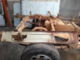 Peças de Toyota original para serem recuperadas