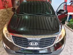 Kia Sportage Ex2 Top de linha com teto e GNV injetado última geração