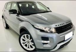 Land Rover Evoque 2.0 2013 automático