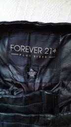 Título do anúncio: Jaqueta de couro tamanho 40
