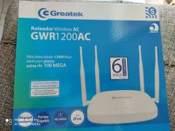 Roteador wireless Ac greatek