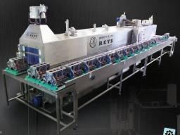 Lavadora industrial de peças / perfis /caixas / frutas
