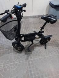 Bicicleta elétrica Inmotion P2