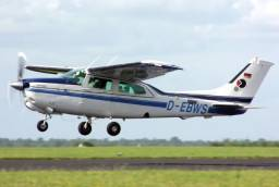 Título do anúncio: Cessna 210 Turbo