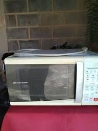 Microondas Brastemp clean 20l