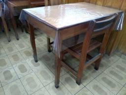 Mesas de madeira cerejeira