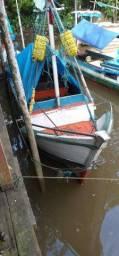 Vendo barco de pescar