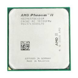 Troco Processador Amd Phenom li X4 965 b.e