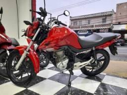 Título do anúncio: Honda CG 160Fan ano 2019 / entr.2.000 + 21 x 619, no cartão