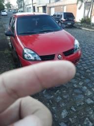 Renault Clio 2012 vermelho