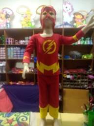 Fantasia infantil do Flash