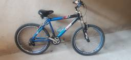 Título do anúncio: Bicicleta de alumínio aro 26