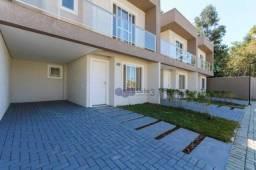 Sobrado com 3 dormitórios à venda, 109 m² por R$ 528.000,00 - Campo Comprido - Curitiba/PR