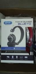 Fone ouvido c/bluetooth