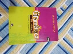 Livros de Gramática e Português  - Preparatório
