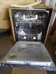 Máquina de lavar louças marca kenmore (importada) em aço inox (NOVA)