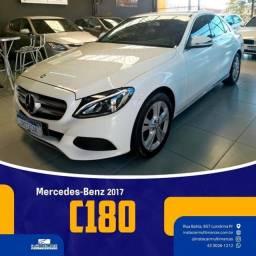 Mercedes-benz C-180 CGI EXC. 1.6/1.6 FLEX TB 16V AUT.