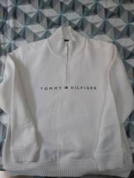 Casaco Tommy Hilfiger XXL cor branca