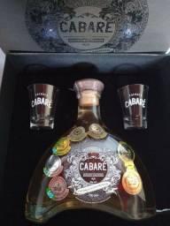Kit cachaça Cabaré extra Premium