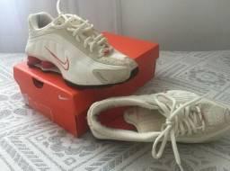 Título do anúncio: Cod-26 Tênis Nike Shox n37 Novo