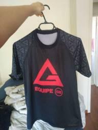 Camiseta Trainning Gracie Barra Feminina P