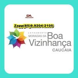 Título do anúncio: !! Loteamento Moradas Da Boa Vizinhança Na Caucaia !!