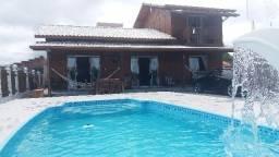 Tempora /Casa para 20 pessoas com Piscina e wi-fi / Pinheira