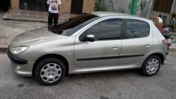 Vende-se urgente Peugeot 206 2008 - 2008