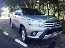 Toyota Hilux SRV cd 2.8 - 2017 - 2017