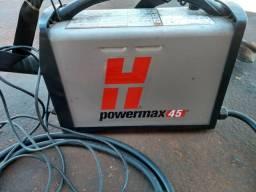 Máquina de corte hypertherm