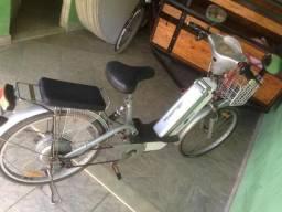 Bicicleta Elétrica 36v funcionando