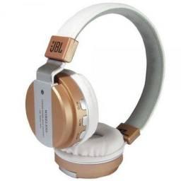 Fone Jbl Jb55 Super Bass Bluetooth Fm Cartão Sd Lacrado Novo