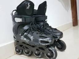 Vendo patins semi novo numero 38