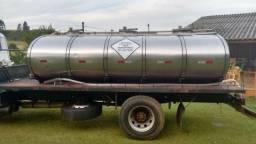 Tanque de inox 9.000 lts